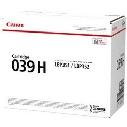 Canon CART039H Black High Yield (Genuine)