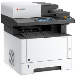 Kyocera Ecosys M2735dw Multifunction Mono Laser Wireless Printer + Duplex
