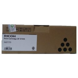 Ricoh 407247 Black (Genuine)