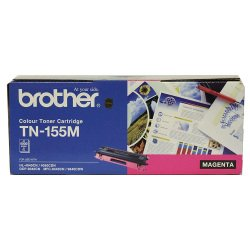 Brother TN-155M Magenta High Yield (Genuine)