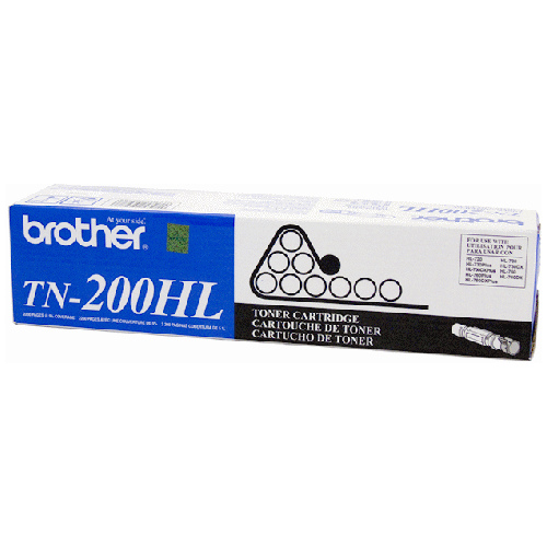DISCONTINUED - Brother TN-200 Black (Genuine) title=