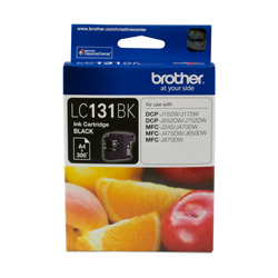 Brother LC131BK Black (Genuine)