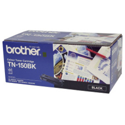 Brother TN-150BK Black (Genuine)